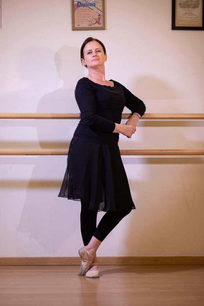 Sofia Zaynetdinova danza classica