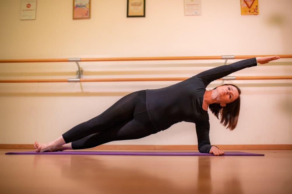 Pilates preso scuola di danza e arte Primo Passo